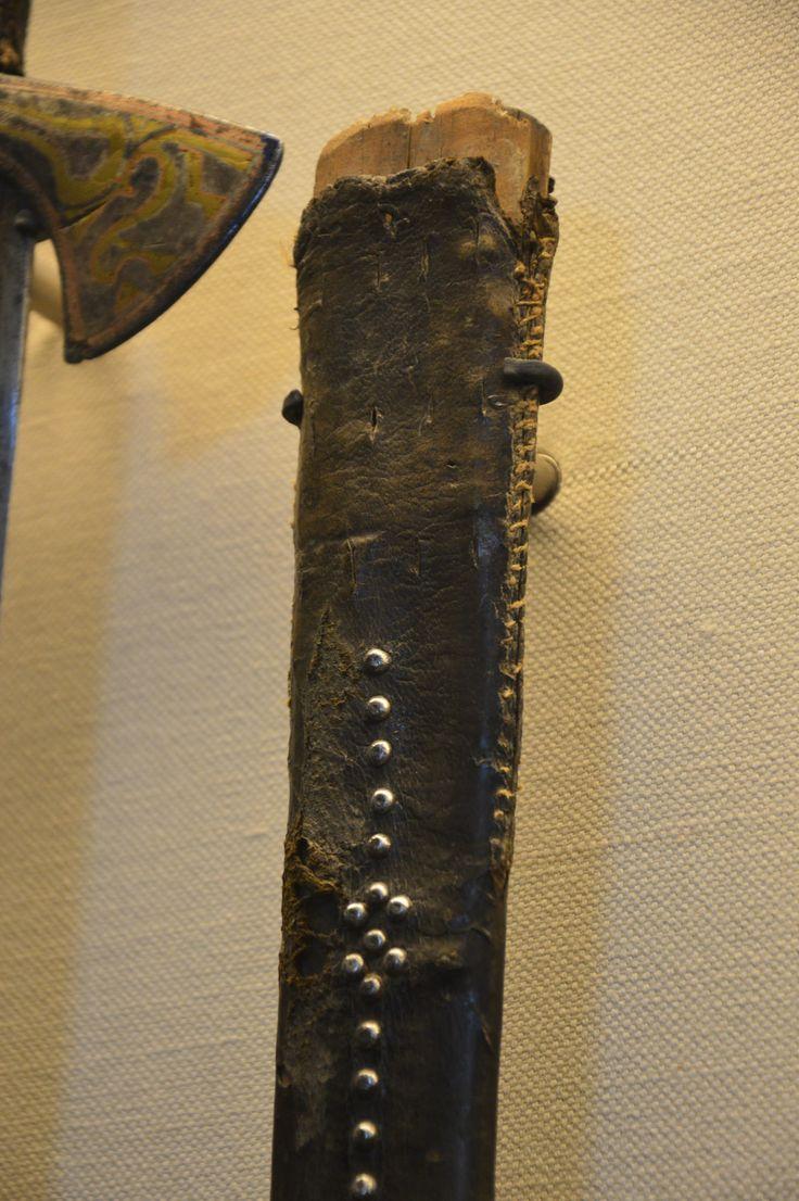 https://flic.kr/p/s5NhPS | DSC_0118 | Fodero pertinente alla spada di Jaxa di Miechow, signore degli Obodriti (Pomerania) Europa Nord-Orientale, 1150-1175 c.  Museo Nazionale del Bargello (FI), inv. 82 R