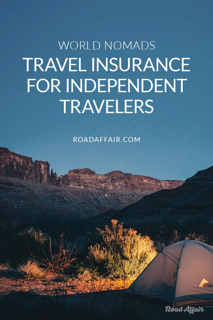 Word Nomads is by far the best travel insurance for independent travelers and backpackers. Find out why in this post.