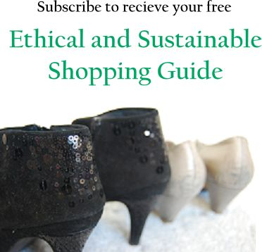 Ethical and Sustainable Shopping Guide by tortoise & lady grey