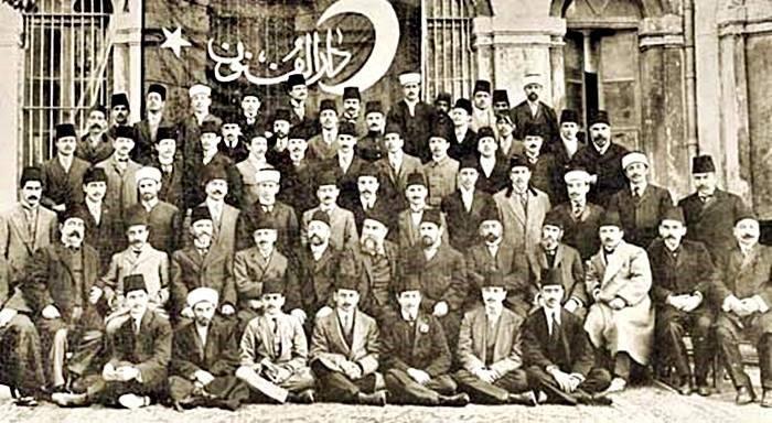 1900 İstanbul Darül Fünunu(İstanbul Üniversitesi) 1845 yılında Yüksek Öğrenim kapsamında medreseye alternatif olarak