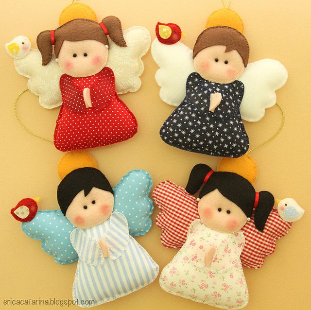 Angels by Ei menina! - Erica Catarina, via Flickr