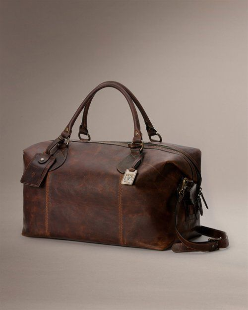 LOGAN OVERNIGHT - Leather Handbags For Women - New Arrivals - The Frye Company