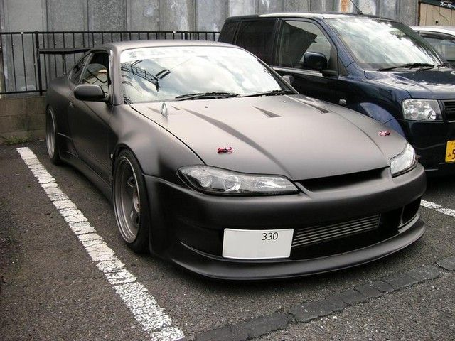 https://www.facebook.com/fastlanetees The place for JDM Tees, pics, vids, memes & More THX for the support ;) Nissan Silvia S15