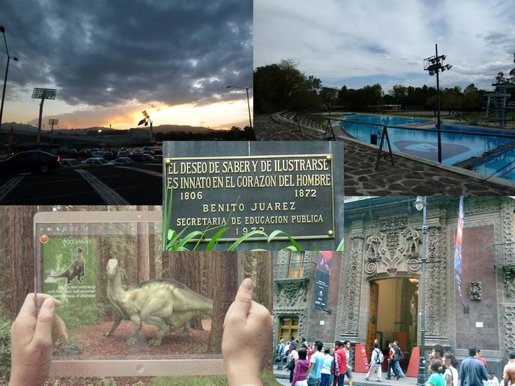 """#moocarteytic y #autorretrato Se presentan las imágenes de la UNAM donde desde niña he ido y siempre tuve la ilusión de estudiar y forma parte, ahora lo he logrado. La frase """"El deseo de saber e ilustrarse es innato en el corazón del hombre"""" de Benito Juárez, representa la ideología en la que creo, todo ser humano tiene el derecho y la capacidad de aprender. El dinosaurio digital es una idea del futuro al que tal vez podamos llegar y el museo sitio de conocimiento y deleite."""