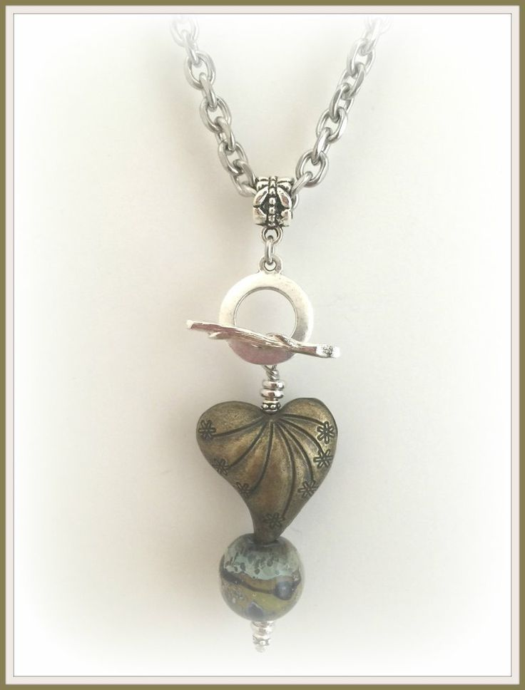 Beaded Pendants are Interchangeable for Changing Styles and Looks. Versatile easy Jewelry only at Bead Dangle Design.