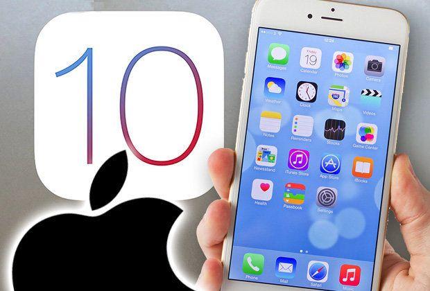 Las novedades que trae el sistema iOS 10 de Apple