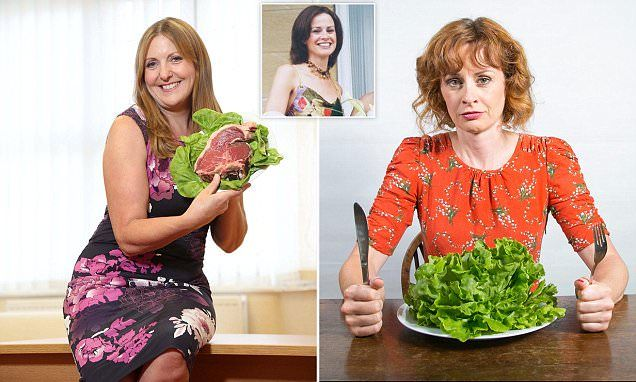 Many turn to vegetarian diets in the belief that they are better for you. These women experienced symptoms like chipping nails and chronic tiredness  due to the missing meat in their diets.