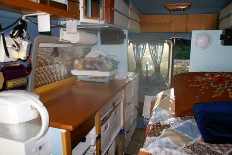 Split Cool Van Interior Pics Found Online Warning Huge