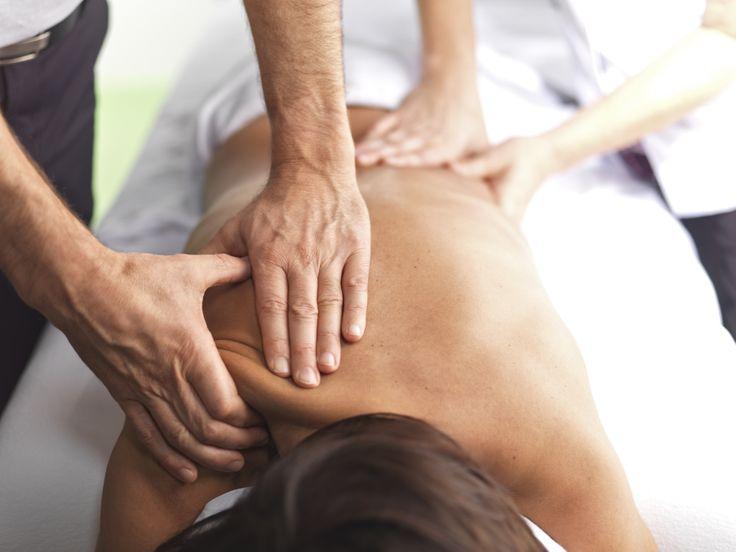 Massage à quatre mains www.orthoacademie.com