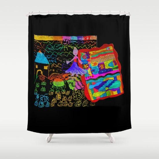 #s6Pros #Society6designers #Society6max #society6 #Society6RT #society6home #love https://society6.com/product/sugarita-t56_shower-curtain?curator=azima