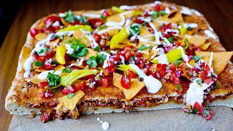 Seks perfekte pizzaer til TV-kvelden