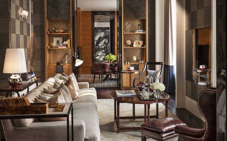 Rosewood London Manor House Suite