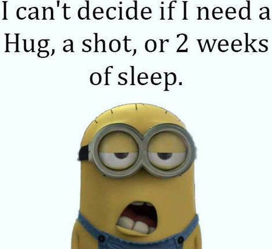 Funny Minions Quotes Of The Day #RePin by AT Social Media Marketing - Pinterest Marketing Specialists ATSocialMedia.co.uk