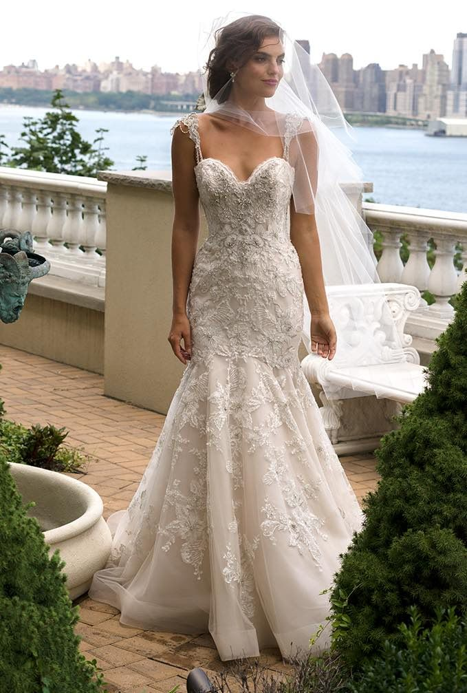 Stunning Eve of Milady wedding dresses; click to see more details