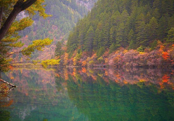 Jiuzhaigou Travel 2016 China