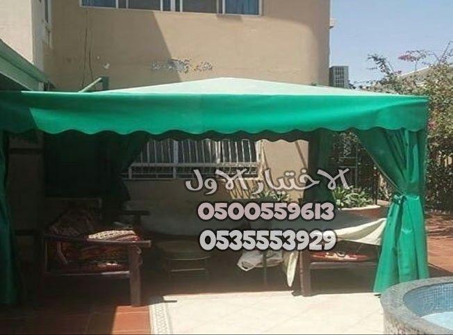 مظلات خشبيه ظلال الخليج بالرياض 0558146744 تركيب مظلات برجولات حديد على شكل خشب بلاستيك صناعي للحدائق لل Outdoor Gardens Design Outdoor Gardens Outdoor Decor