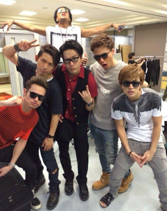 Imaichi Ryuji & Sandaime J Soul Brothers