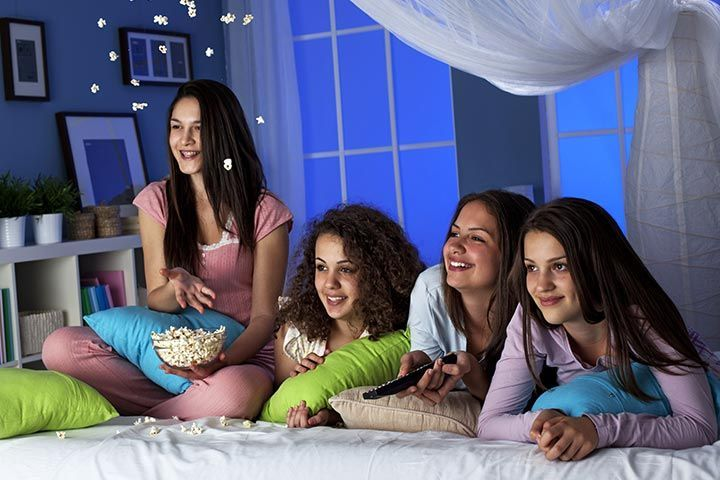 Sleepover Activities And Games                                                                                                                                                      More
