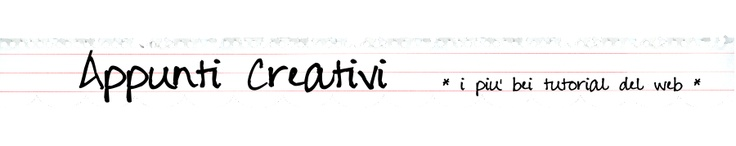Appunti Creativi
