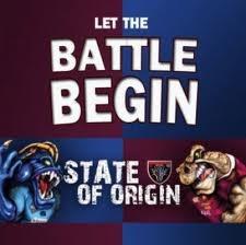 Attend a State of Origin match