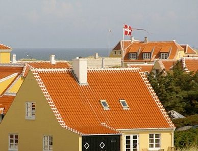 The spectacular light in Skagen, the northern point of Denmark