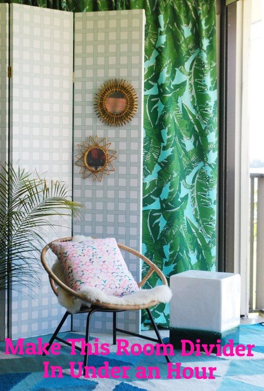Best Separation Paravent Images On Pinterest Room Dividers - Diy cardboard room divider privacy screen