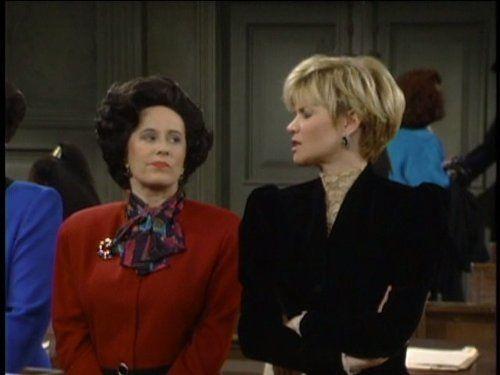 Markie Post in Night Court (1984)