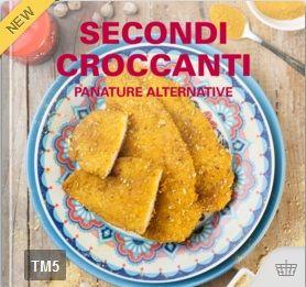 Secondi croccanti – Panature alternative