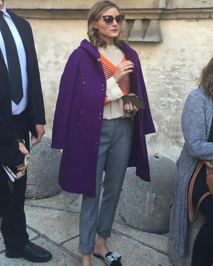 10526 Best The Olivia Palermo Lookbook Images On Pinterest Olivia D 39 Abo My Style And Olivia