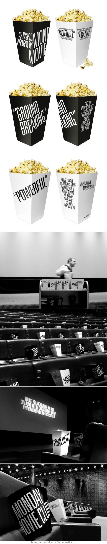 Monday Movie Club Popcorn Boxes PD