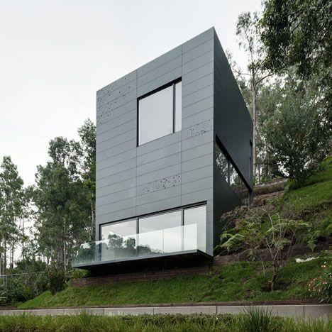 Casa Alta / AS/D Asociación de Diseño
