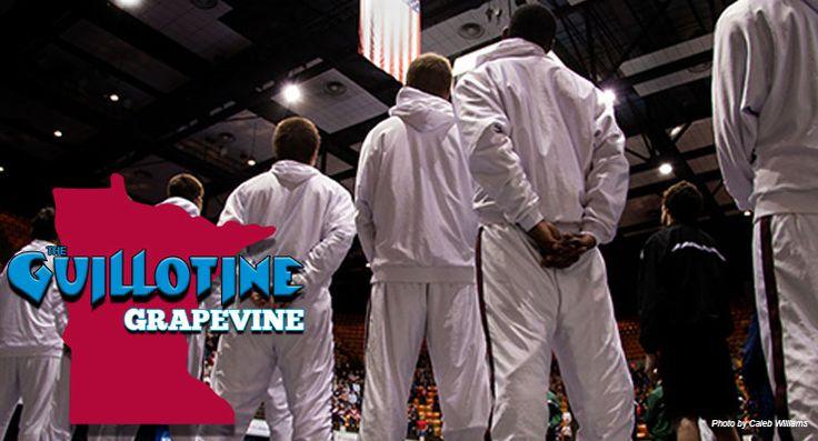GG09: Augsburg's Jeff Swenson, Donny Wichmann, Donny Longendyke and UW-La Crosse's Dave Malecek talk Minnesota wrestling and recruiting