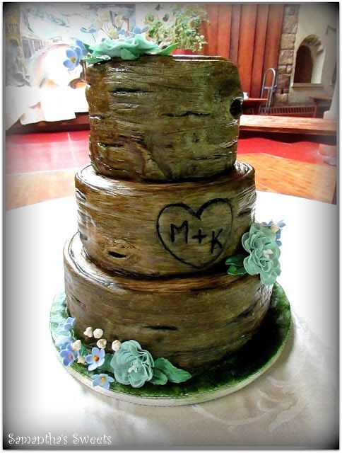 Homespun Sweet: Rustic Country Wedding Cakes