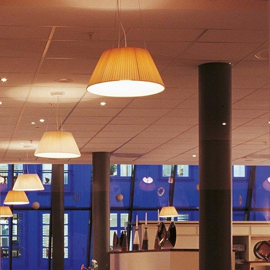 The Romeo Soft S2 Pendant, the classic shape, has remained popular.