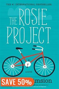 The Rosie Project Book by Graeme Simsion