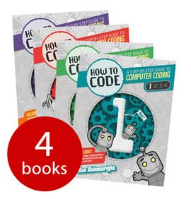 How to Code Collection - 4 Books (Collection): 9781784933890
