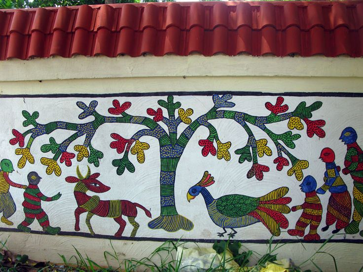 #MyWayOnHighway: Day 56, #Beautiful and colourful carvings at Bhubaneswar Museum #art #travel