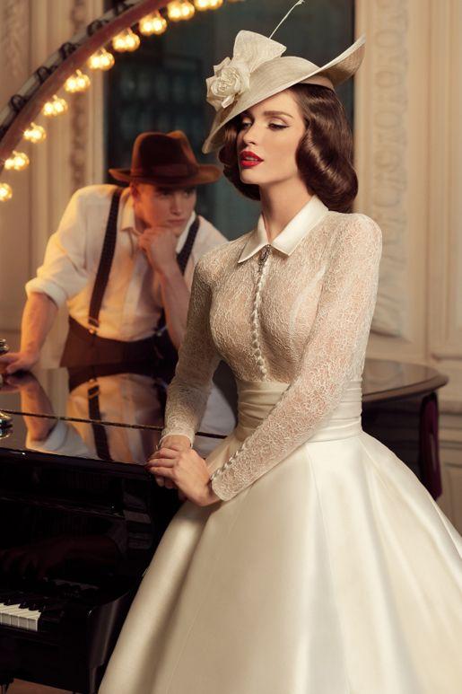 Tatiana bridal dress 34 bmodish