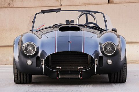 The Cobra was the fastest car of its time, it's now known as the Ford Mustang Cobra GT