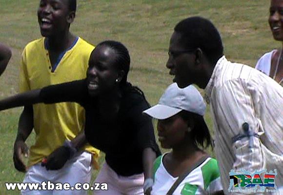 Medical Schemes and Vukani Mawethu Secondary School Team Building Event Pretoria