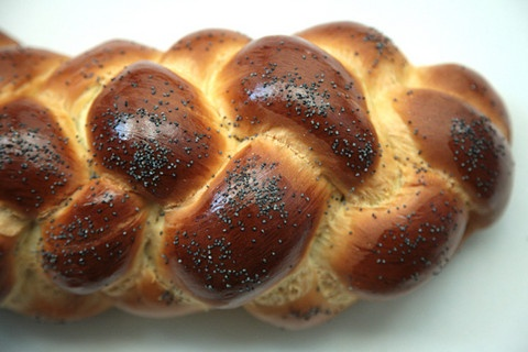 """Challah Recipe                        ...        Adapted from """"Secrets of a Jewish Baker"""