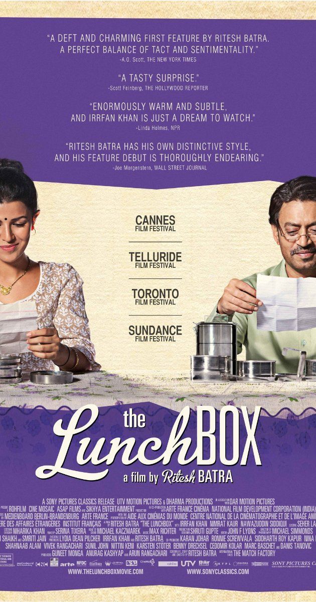 The Lunchbox (2013) opens Friday, 4/11 @SundanceMadison!