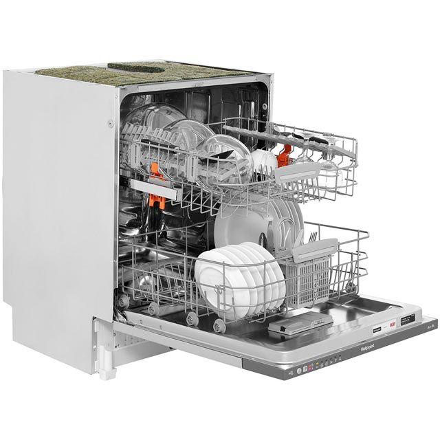 LTB6M126_GH | Hotpoint dishwasher | Graphite | ao.com