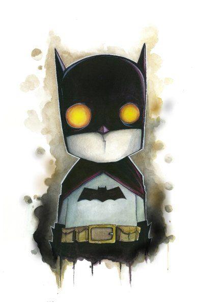 batman: christopher uminga