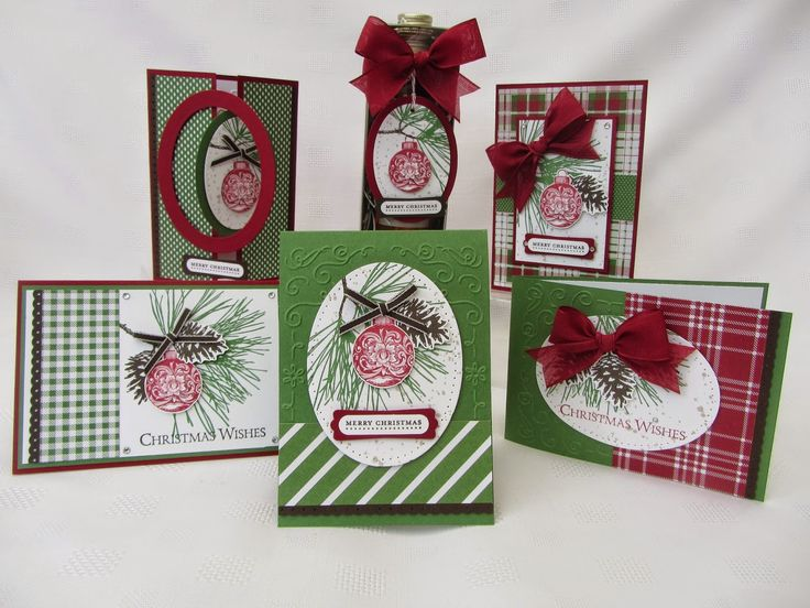 Stamping Moments: Ornamental Stamp Class