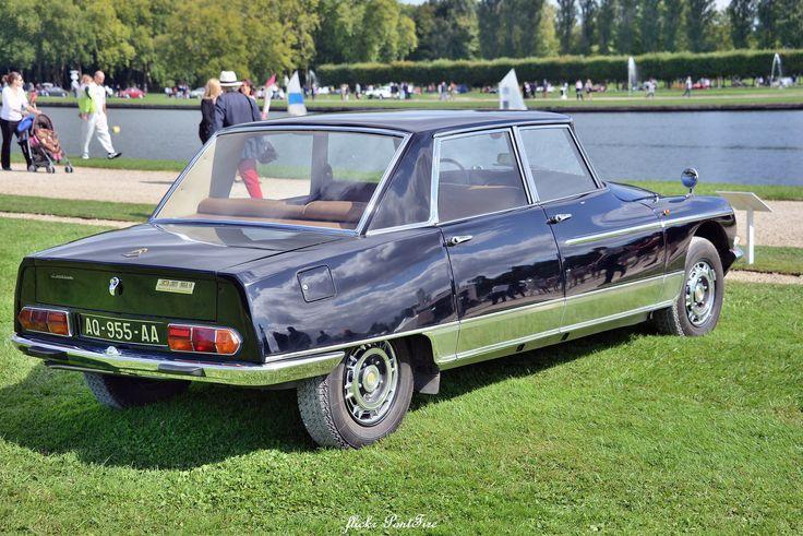 1971 Citroën DS 21 Lorraine