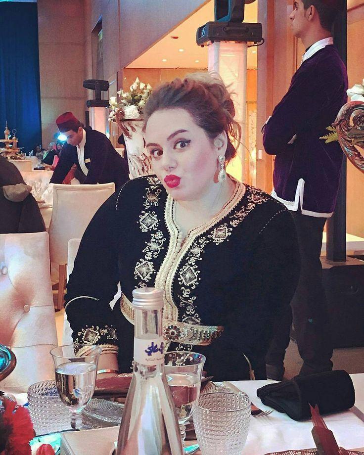 cooooooool . #قفطان_مغربي  . @Regrann from @anais_chadli -  Ze mariage...quand la turkie embrasse le maroc @iman_elbani toutes mes félicitations