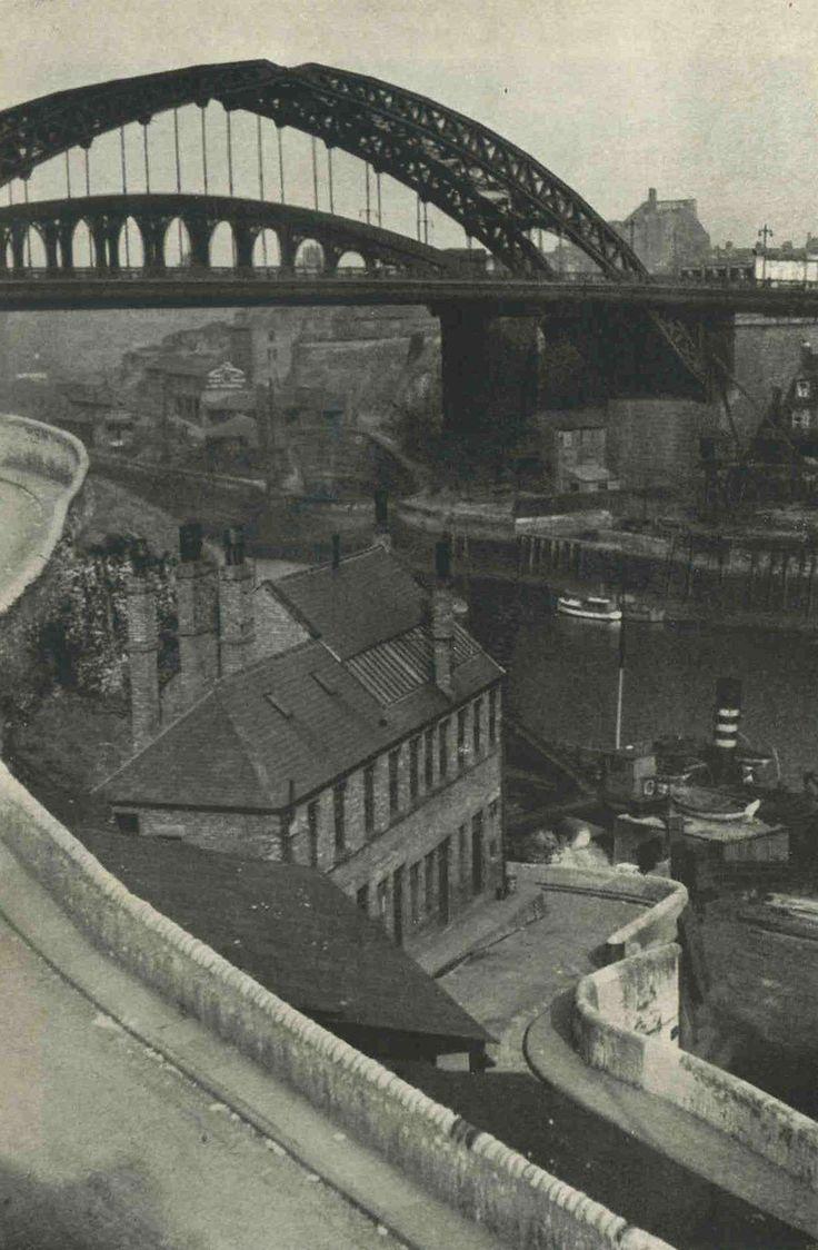 Durham, Sunderland, The River Wear c1930's