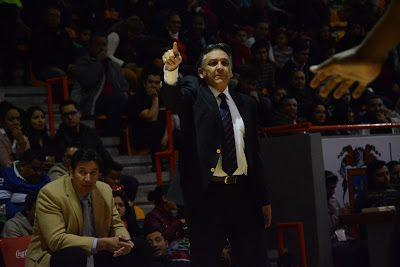 El daño mayor para el basquetbo está en las categorías juveniles e infantiles; Ángel González ~ Ags Sports