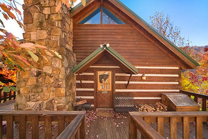 Secluded Cabins in Gatlinburg Tennessee - Bing images